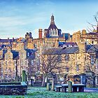 New Calton Burial Ground, Edinburgh by Wendy  Rauw