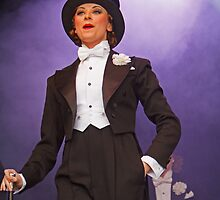 Top Hat at West End Live London by Keith Larby