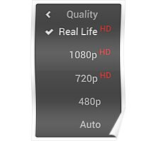 Life Quality Selector Poster