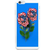 ♥ ˚ • ★ *˚UNIQUELY DESIGNED  U.S. PATRIOTIC ROSE IPHONE CASE♥ ˚ • ★ *˚ iPhone Case/Skin