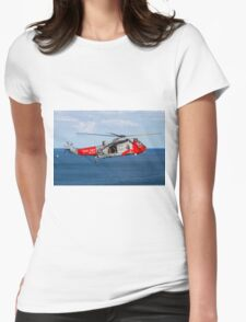 Royal Navy Sea King 771 Squadron Womens Fitted T-Shirt