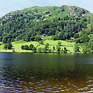 Grassmere, Lake District by Ludwig Wagner
