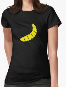Banana Womens Fitted T-Shirt