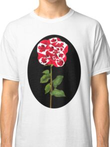 ✿♥‿♥✿CANADIAN PATRIOTIC ROSE TEE SHIRT✿♥‿♥✿ Classic T-Shirt