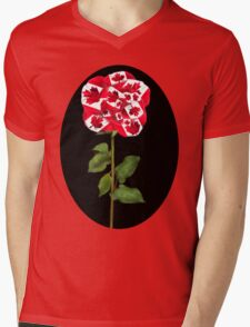✿♥‿♥✿CANADIAN PATRIOTIC ROSE TEE SHIRT✿♥‿♥✿ Mens V-Neck T-Shirt