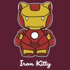 Iron kitty by piercek26