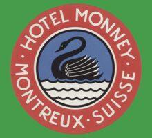 Vintage Hotel Monney Suisse by kustom