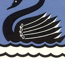 Vintage Hotel Monney Suisse Sticker