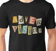 Advertising  Unisex T-Shirt