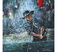 Golf Delirium Nocturnum 02 Photographic Print