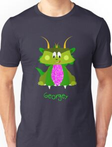 My Mum Says that People are Afraid of Dragons T-shirt Unisex T-Shirt
