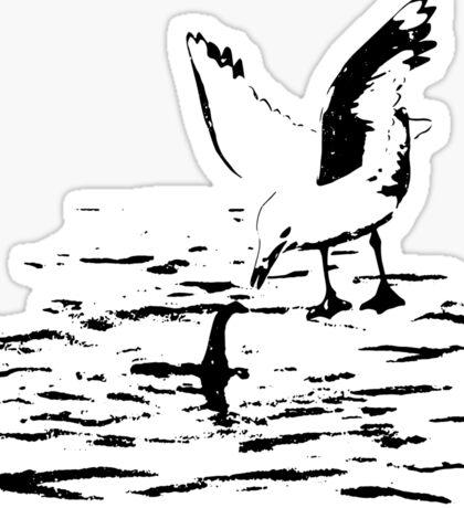 Loch Ness Mini-ster Sticker