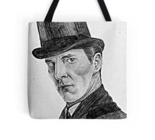 Sherlocked Tote Bag