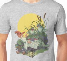 Vintage frog fairy tales Unisex T-Shirt