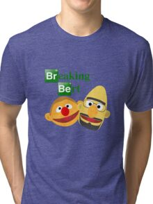 Breaking Bert Tri-blend T-Shirt
