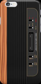 Atari 2600 iPhone Case by peabody00