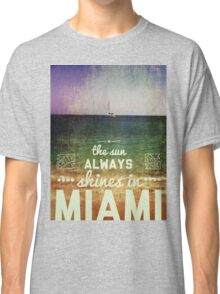 Miami Super Vintage Classic T-Shirt