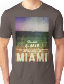 Miami Super Vintage Unisex T-Shirt