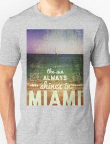 Miami Super Vintage T-Shirt