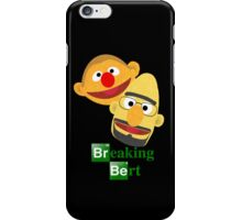 Breaking Bert iPhone Case/Skin