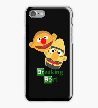 Breaking Bert iPhone Case/Skin