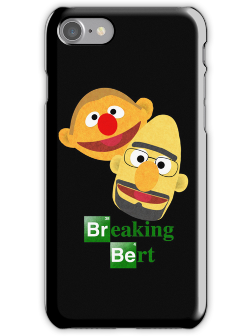 Breaking Bert by bobbydanger