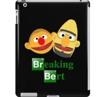 Breaking Bert iPad Case/Skin