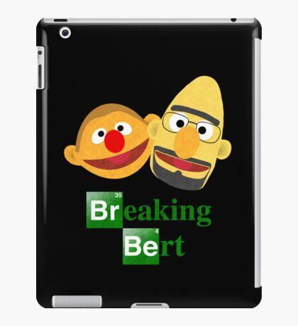 Breaking Bert iPad Case/Skin