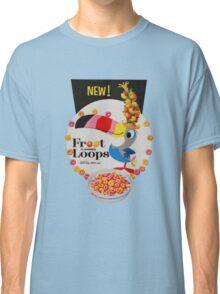 Vintage Fruit loops advertisement Classic T-Shirt