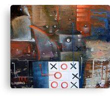 Gamblers Canvas Print