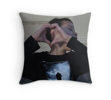 If it's illegal to rock and roll, throw my ass in jail! Throw Pillow
