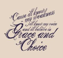 Grace and Choice (Mumford and Sons!) by TheMoultonator