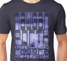 uk cornwall surf by rogers bros Unisex T-Shirt