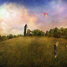 Kite Flying by John Rivera