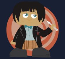 Doctor Blocks (2nd Doctor) by SCoffin