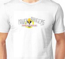 Power Rangers Franchise Rescue Unisex T-Shirt