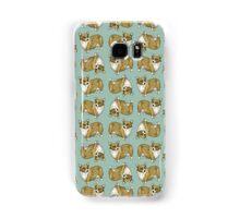Corgi pattern Samsung Galaxy Case/Skin