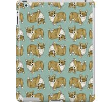 Corgi pattern iPad Case/Skin