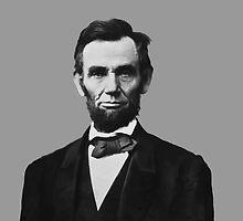 President Abraham Lincoln by warishellstore