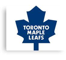 Toronto Maple Leafs Canvas Print