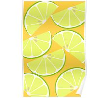 Citrus: Lime Poster