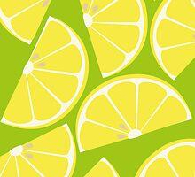 Citrus: Lemon by Rumpleshark