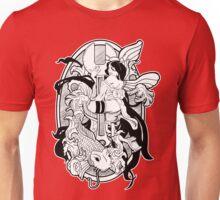 gaijin geisha  Unisex T-Shirt