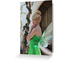 Tinkerbell Greeting Card