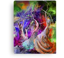 Flamenco Nights Canvas Print