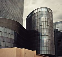 Revel Abstract by DAVID  SWIFT