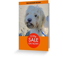 The Patch & Barney Chronicles Greeting Card