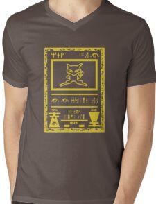 Ancient Mew Mens V-Neck T-Shirt