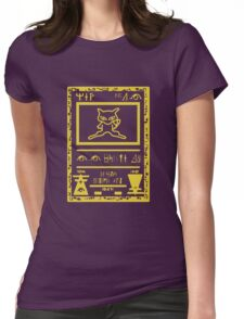 Ancient Mew Womens Fitted T-Shirt
