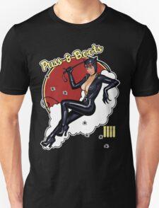 Puss & Boots Nose Art T-Shirt